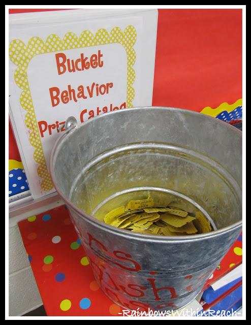 photo of: Bucket Filling Tickets and Catalog via RainbowsWithinReach