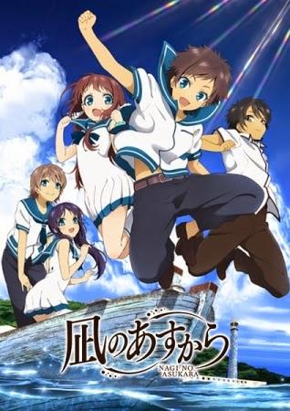 Review : Nagi no Asukara | Ocehan Otaku | Blognya anak manusia, yang ngakunya sih Otaku | Ocehan Otaku adalah sebuah blog yang berisikan artikel-artikel dengan unsur Otaku dan hobi si penulis, yang salah satunya adalah Web Progam!