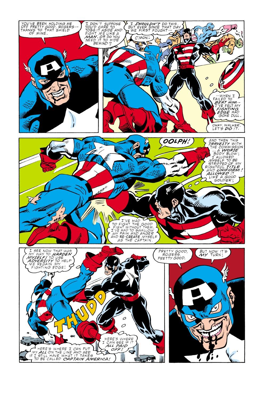 Captain America (1968) Issue #350 #282 - English 33