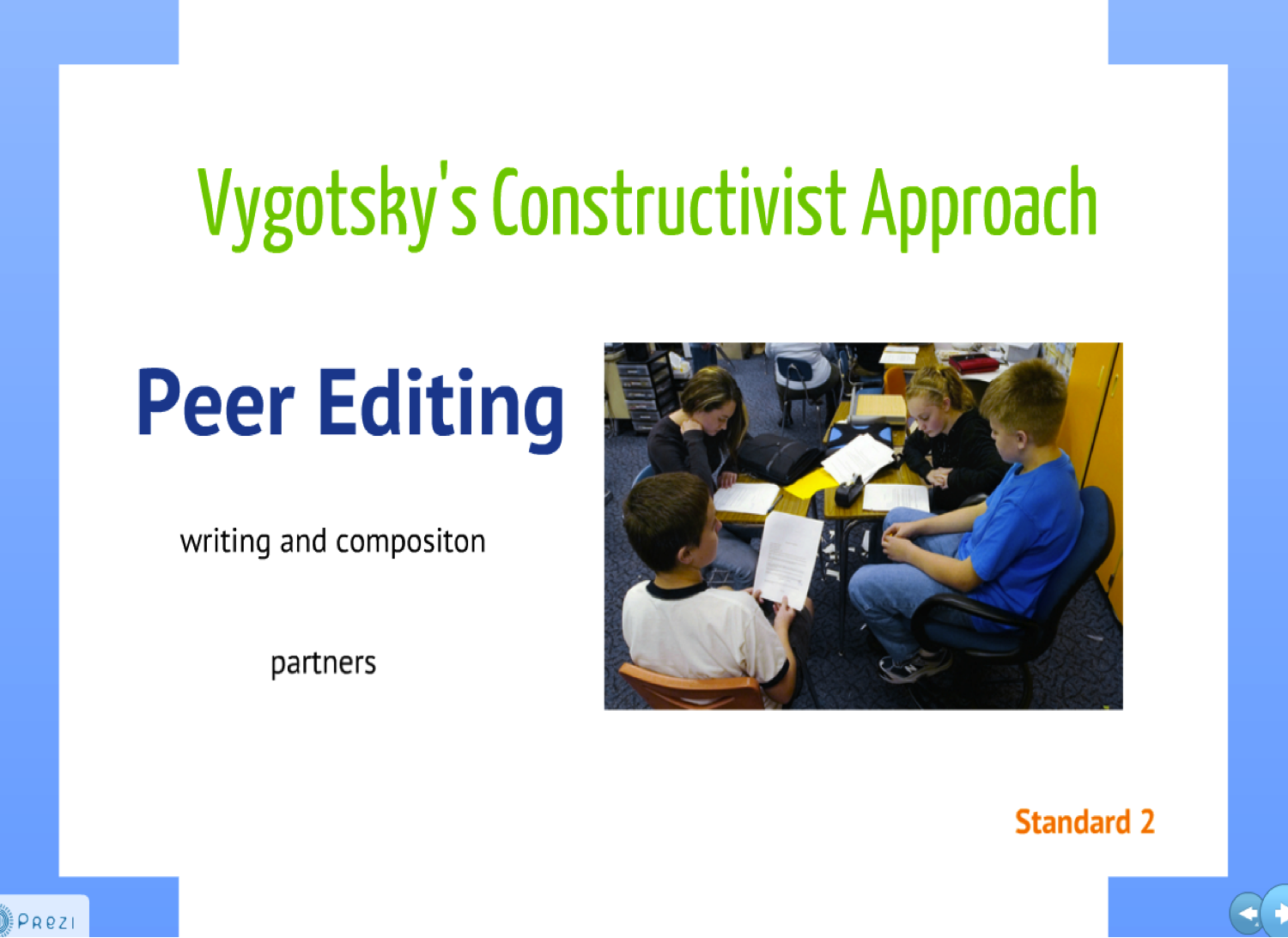 constructivism in the classroom essay Open document below is an essay on implementation of constructivism in the classroom from anti essays, your source for research papers, essays, and term paper examples.
