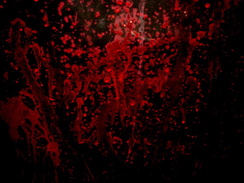 Blood Splatter Texture...