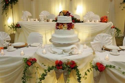 Dicas de especialistas para fazer festa de casamento perfeita - Fotos e modelos
