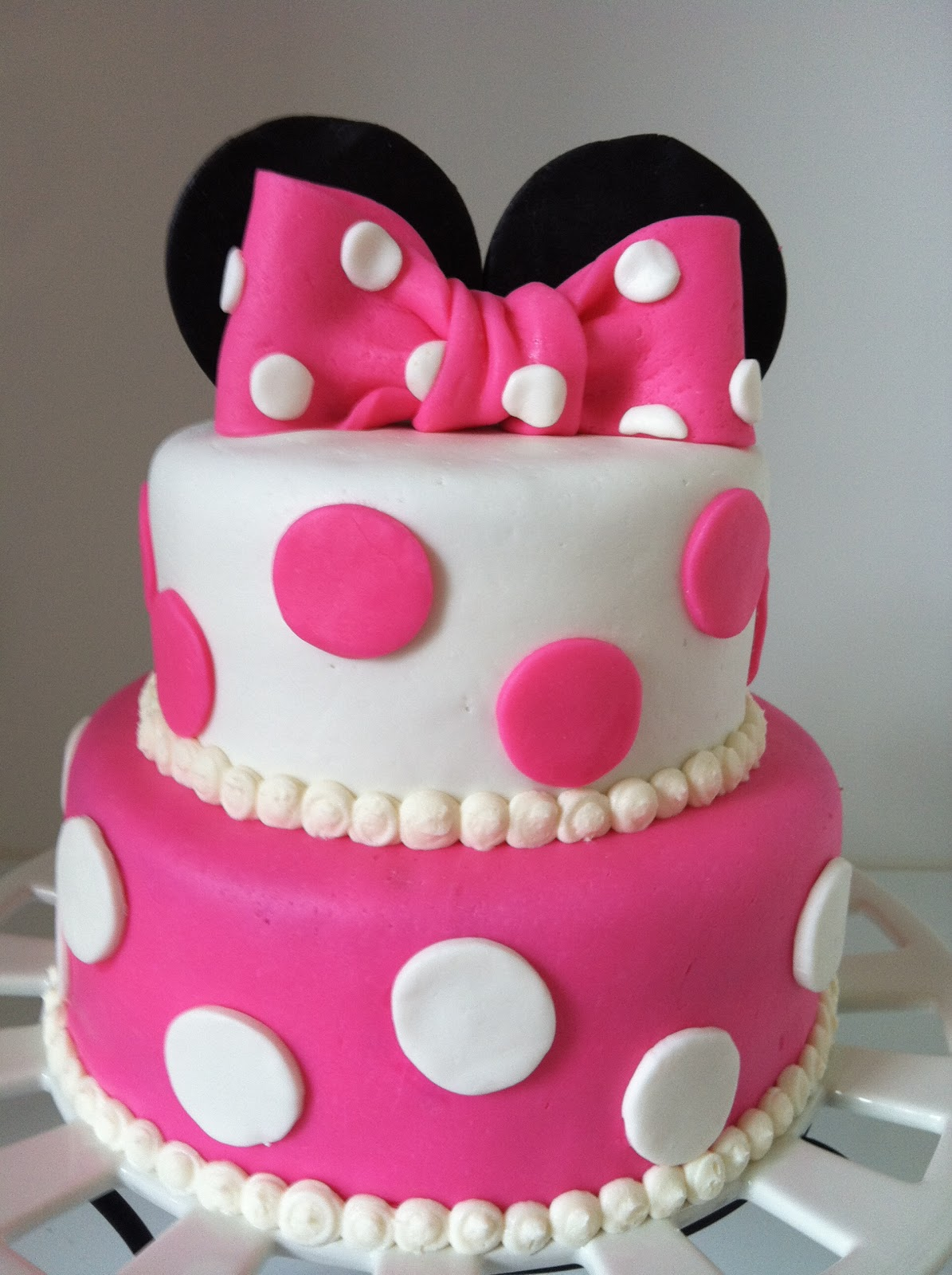 Best Cake Designs For Birthday Girl : The Weekly Sweet Experiment: Rachel s 2nd Birthday Cake