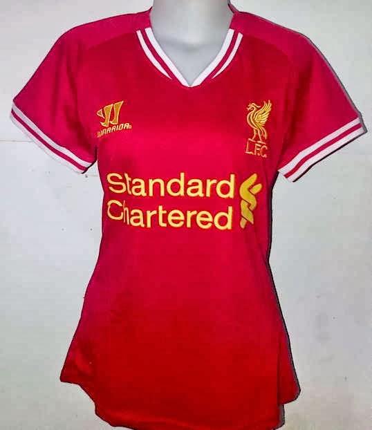 Liverpool Jersey Ladies Home