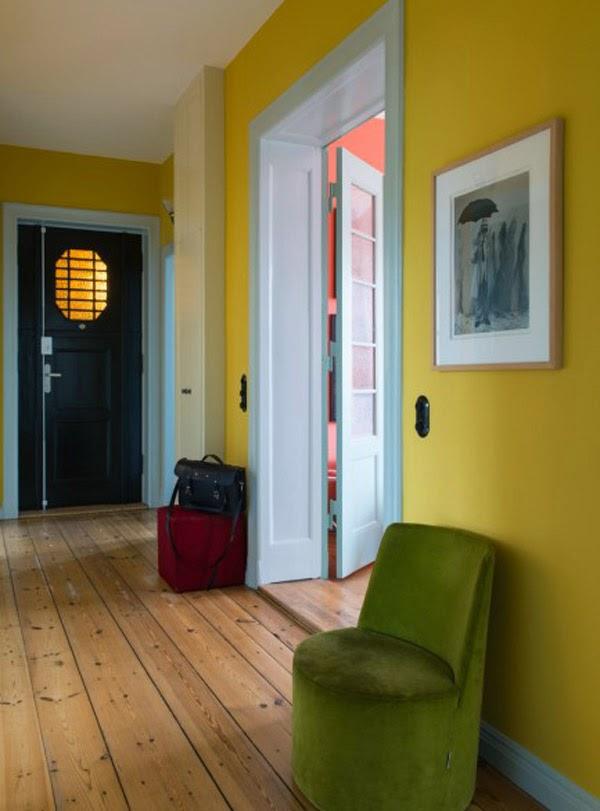 Gibert Pöppler hallway