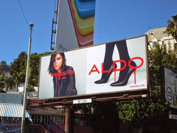Aldo heels Perfect pair billboard