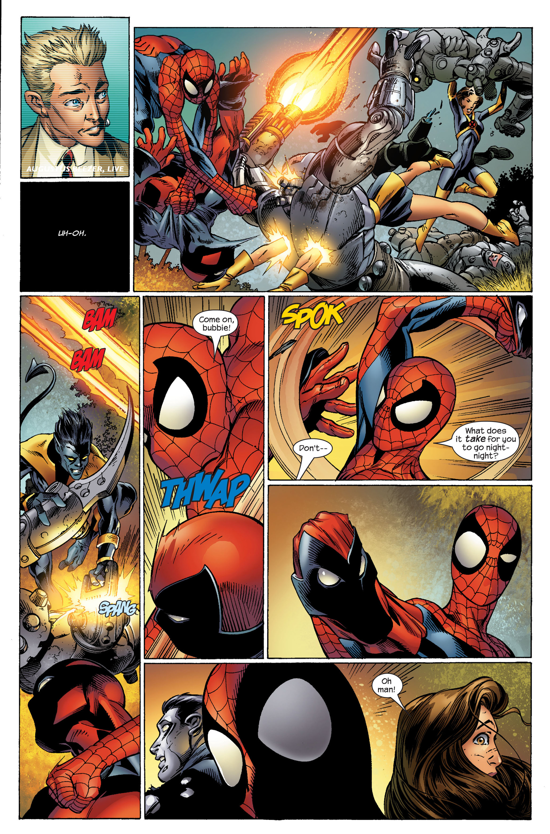 Ultimate Spider-Man (2000) Issue #94 #98 - English 12