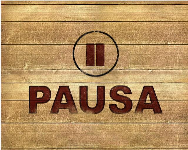 Blog em PAUSA até segunda-feira