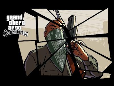 GTA San Andreas Cheat Code