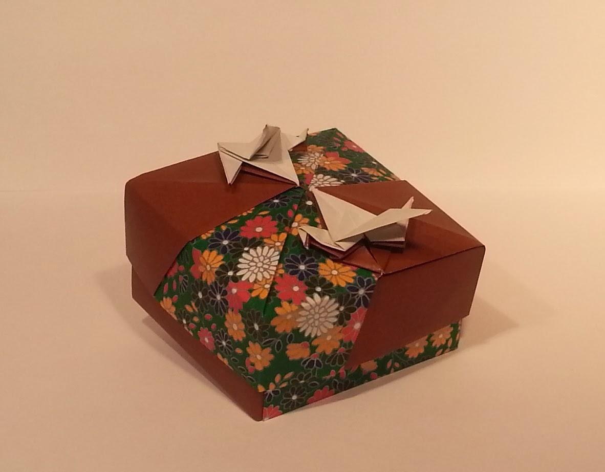 dellukelling origami boxes