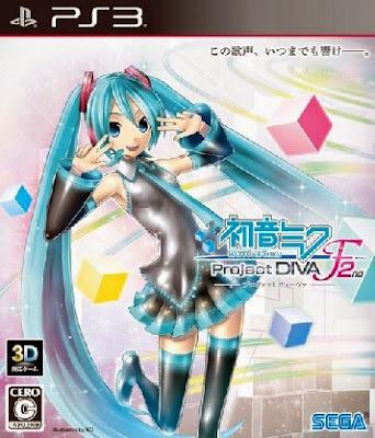 Hatsune Miku Project DIVA F 2nd Torrent PS3 2014
