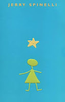 http://www.amazon.com/Stargirl-Jerry-Spinelli/dp/037582233X/ref=sr_1_1?ie=UTF8&qid=1446916367&sr=8-1&keywords=stargirl