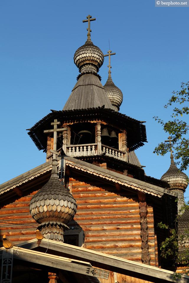 храм георгия коптево