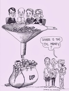the resource curse of natural resources Introduction: resource curse defined: the resource expletive is normally defined as the inclination of provinces with big militias of natural resources, such as oil.