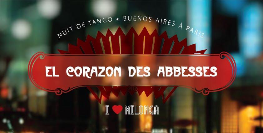 El Corazón des Abbesses - Buenos Aires à Paris