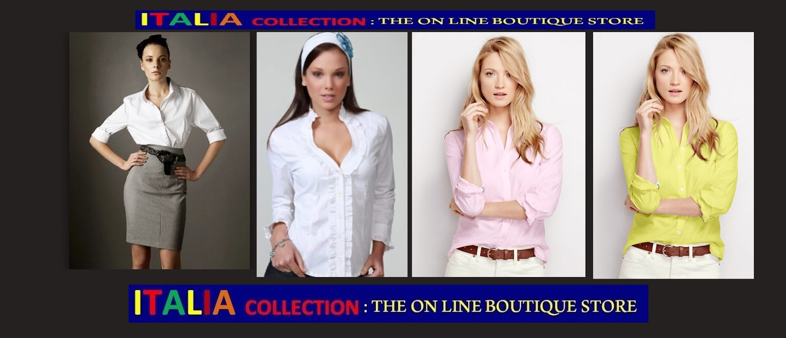 todos los modelos de HUGO BOSS para mujer - imagenes de modelos de camisas para mujeres