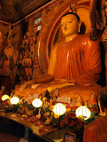 Buddha, Gangaramaya Temple, Colombo