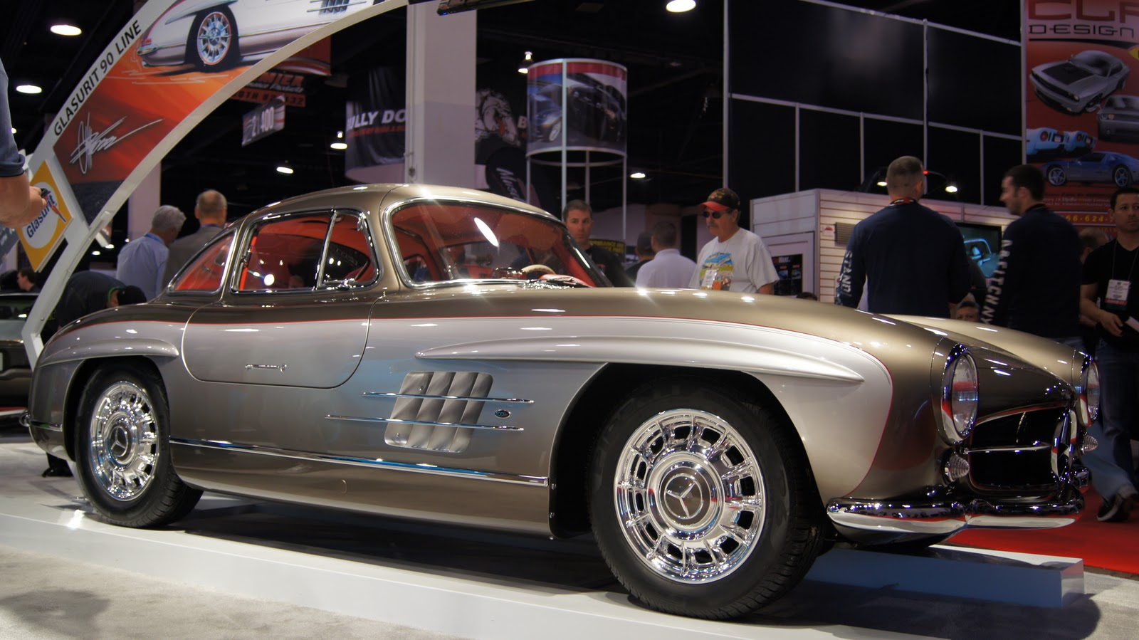 Good Life Notes Cars Best Two Cars In Sema Show 2011
