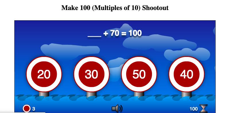 Make 100!