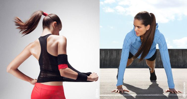 Balanced life comment se coiffer pour faire du sport - Coiffure pour faire du sport ...