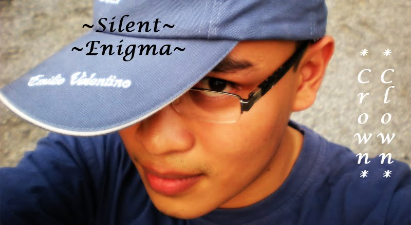 ~Crown Clown~ Silent Enigma