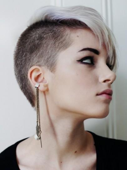 Cortes De Pelo Despuntados - Cortes de pelo corto para mujeres de 50 años fotos looks