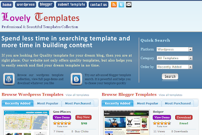 Cách thay template cho blogspot - Free template cho blogspot - Template đẹp nhất