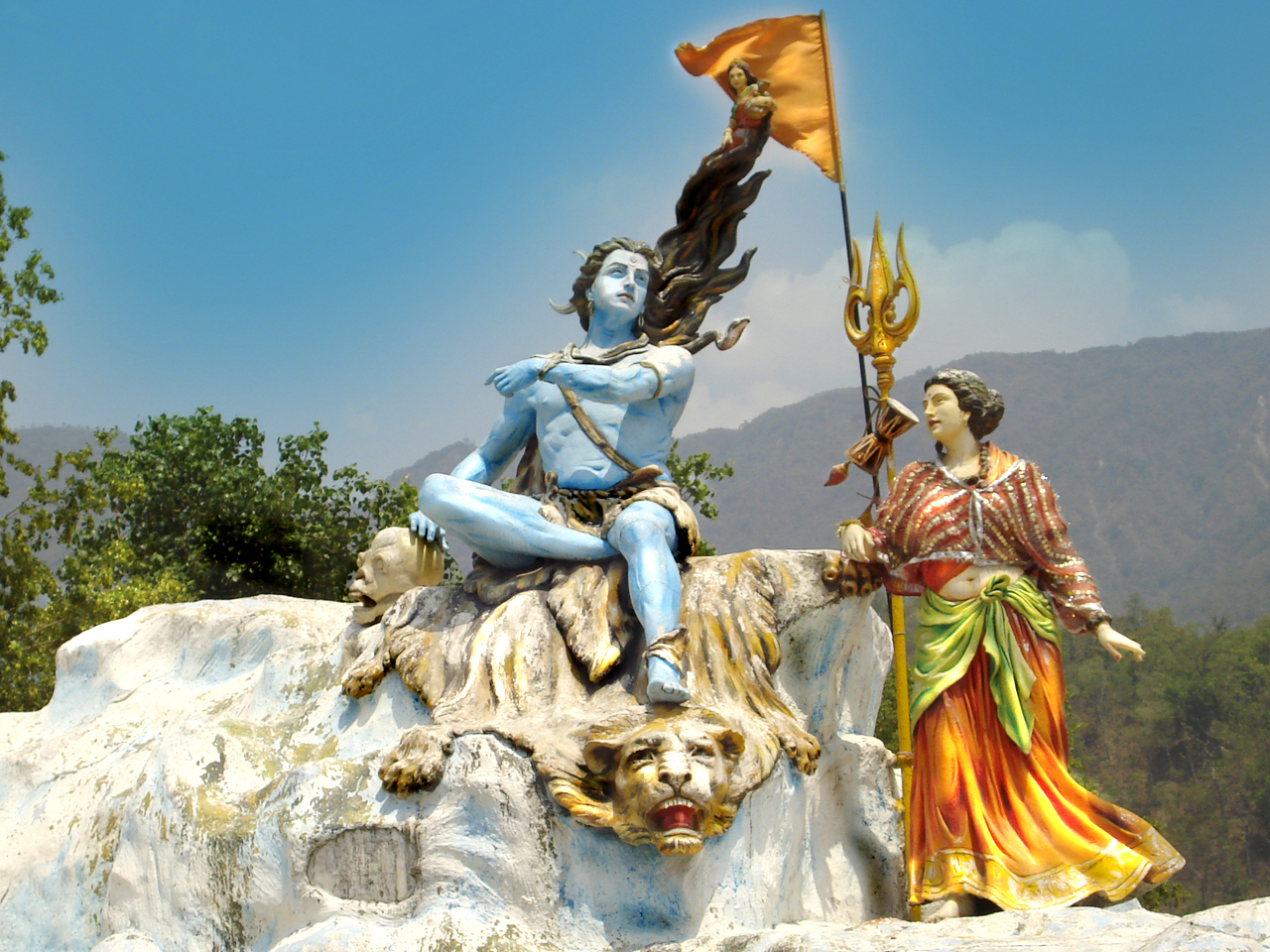 Indubindu Latest Wallpapers Of Shiv Bhole Nath