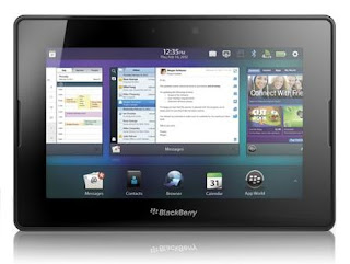 Harga BlackBerry 4G LTE PlayBook