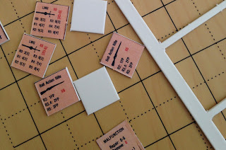 Up Front - Make Your Own Board Game Counters DIY