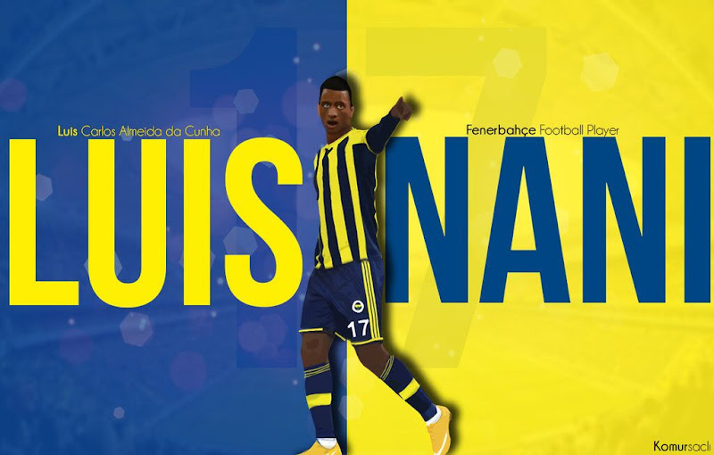 Luis Nani Super Wallpaper
