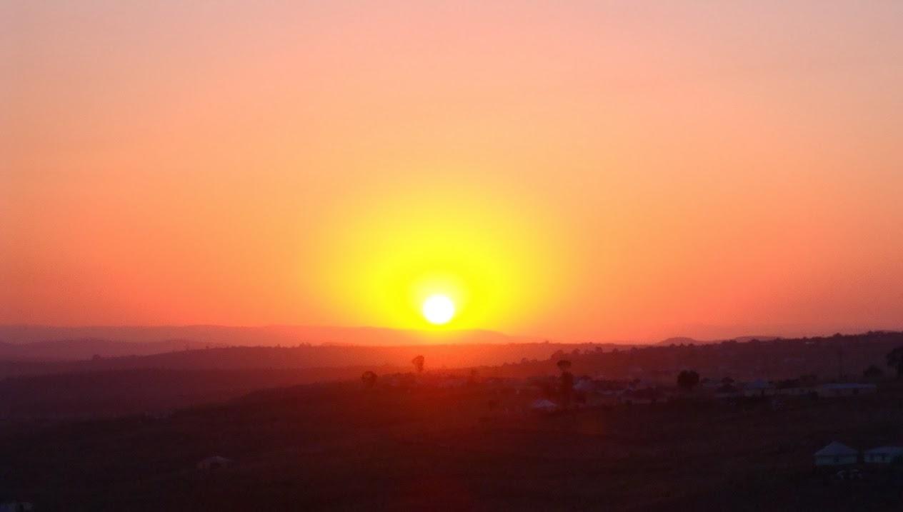 Transkei Sunset