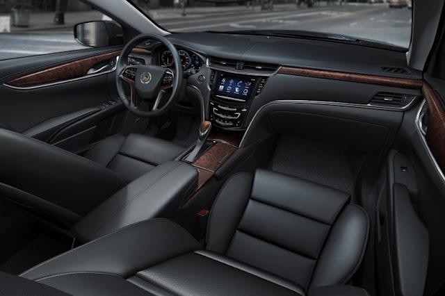2015 Best Cadillac XTS Performance interior dashboard