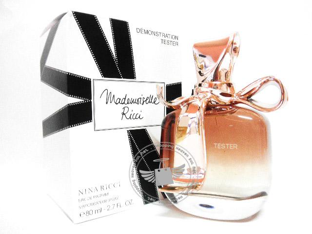 Mademoiselle ricci by nina ricci new fragrance