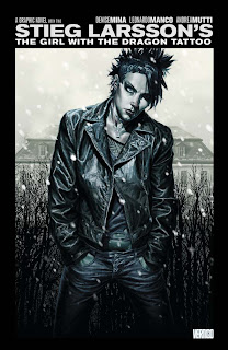 Stieg Larsson's Girl with the Dragon Tattoo Vol. 2 graphic novel