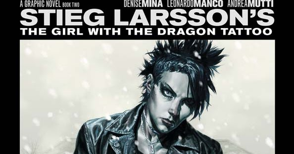 Review the girl with the dragon tattoo vol 2 graphic for Book series girl with the dragon tattoo