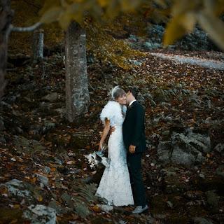 ősz esküvő