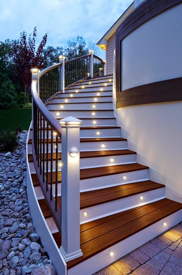led deck lights stairs small had a extraordinary of ideas on led deck