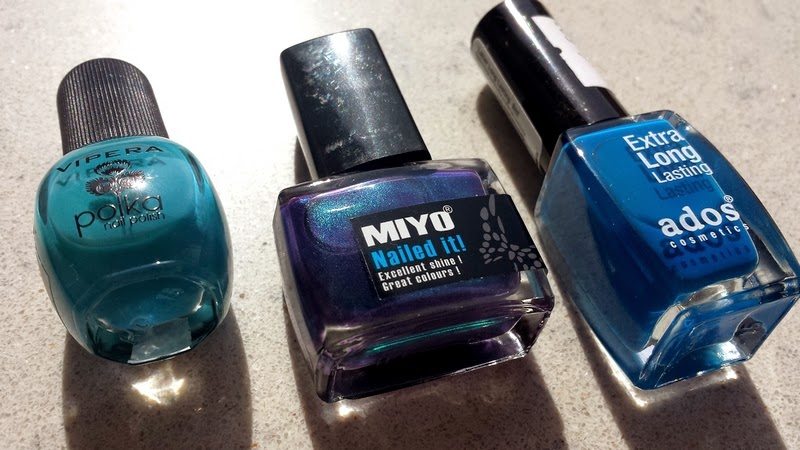 Vipera Miyo Ados Manicure