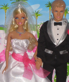 Barbie and Ken Get Hitched