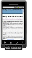 Forex Trading Unlocked for Android: Get Daily Access to Charts, News, Video Feeds, Forex Market Analysis, and More