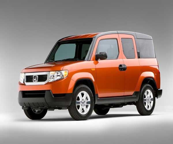 Cars-Model 2013: Honda Element 2011