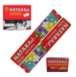 Buy Natraj Jumbo Pack 100 Pencils Pack for Rs.191