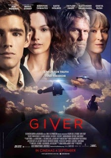 The Giver - Seçilmiş izle
