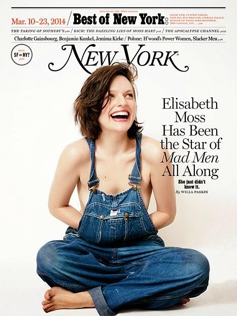 Elisabeth Moss overalls