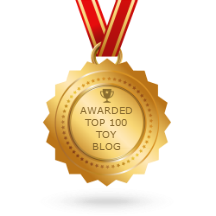 Top 100 Toy Blogs