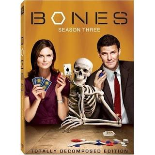 Dr Brennan from Bones Season 3