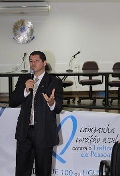 Antônio Carlos Mello (Foto: Ascom- MPT)