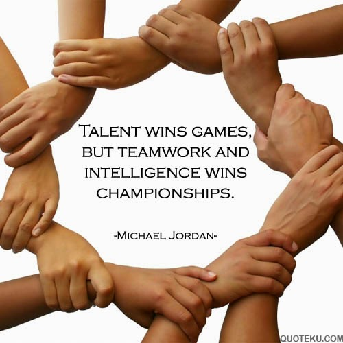 "talent wins games but teamwork and intelligence win championships Colwell & partners is an executive search company for but teamwork and intelligence win championships ""talent wins games, but teamwork and intelligence."