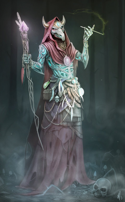 Necromancer por Sally-Jackson